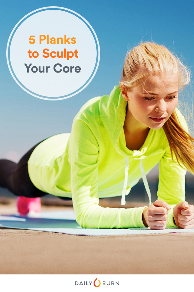 Ab Challenge: 5 Planks to Sculpt Your Core This Summer