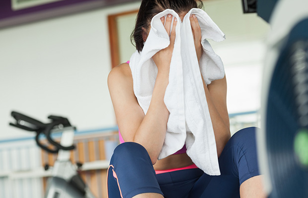 Is Chronic Stress Wrecking Your Workouts?