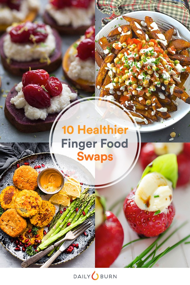 10 Healthy Holiday Party Finger Foods Your Guests Will Love