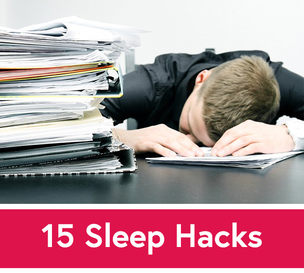 Short on Zzz's? 15 Research-Backed Sleep Hacks